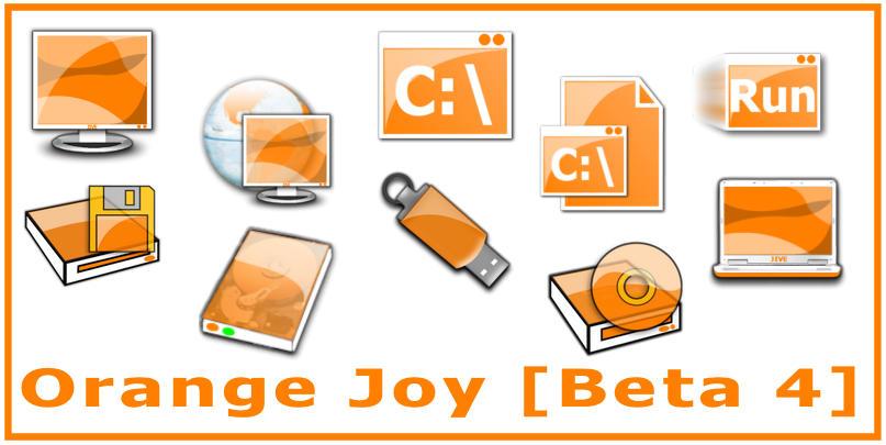 Orange Joy Beta 4 by jivemastert