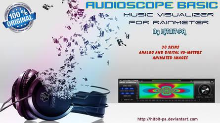 Audioscope Basic 1.1 by HiTBiT-PA