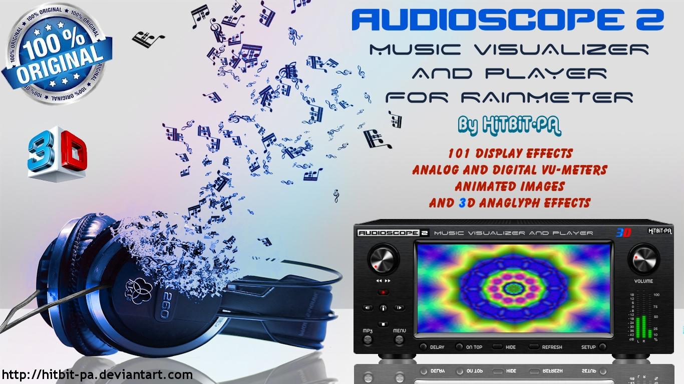 Audioscope 2.1 by HiTBiT-PA