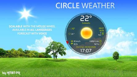 Circle Weather 2.2 by HiTBiT-PA