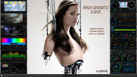 Rack Gadgets 2.019 by HiTBiT-PA