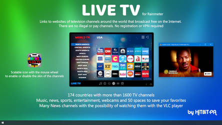 Live TV 1.1.0 by HiTBiT-PA