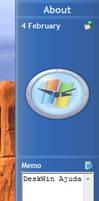 Windows Longhorn Sidebar