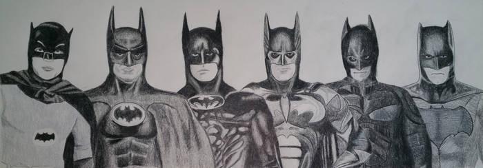 Movie Batmen