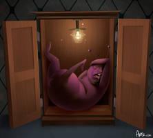 Uh... sleeping beauty? (animated gif)