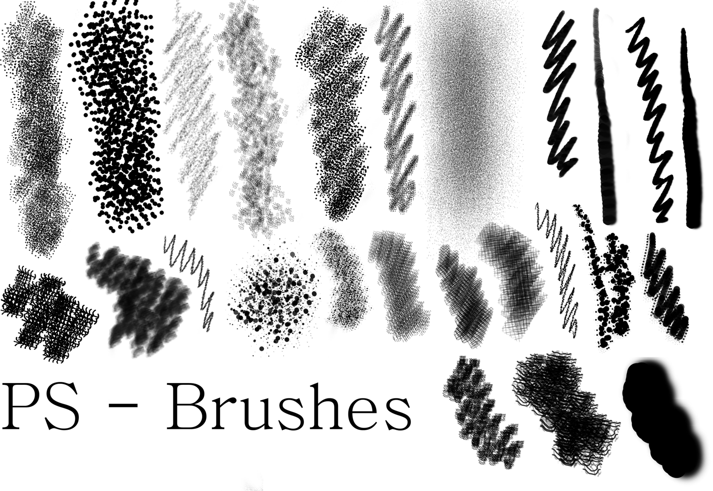 Pencil Brush Photoshop By N4u4n Deviantart – Dibujos Para Colorear