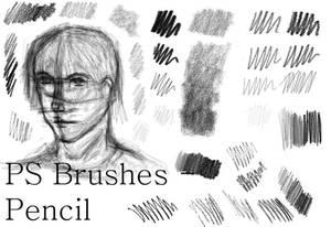 PS Brushes - Pencil -  Edit