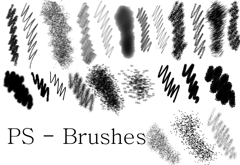 PS Brushes 3 by Dark-Zeblock on DeviantArt