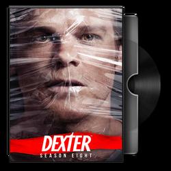 Dexter Season(8) TV S Folder Icon