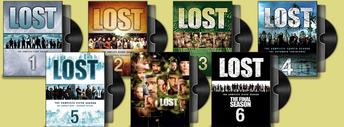 Lost TVS Folder Icons Pack