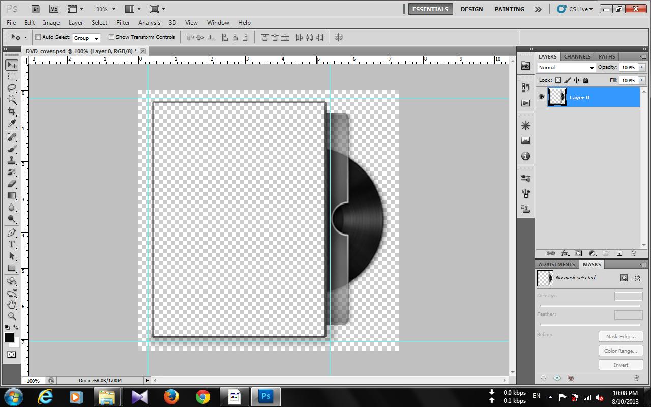 how to make a folder uninvisable