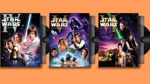 Star Wars Ep IV-V-VI Folder Icons