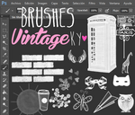 Brushes VintageKy