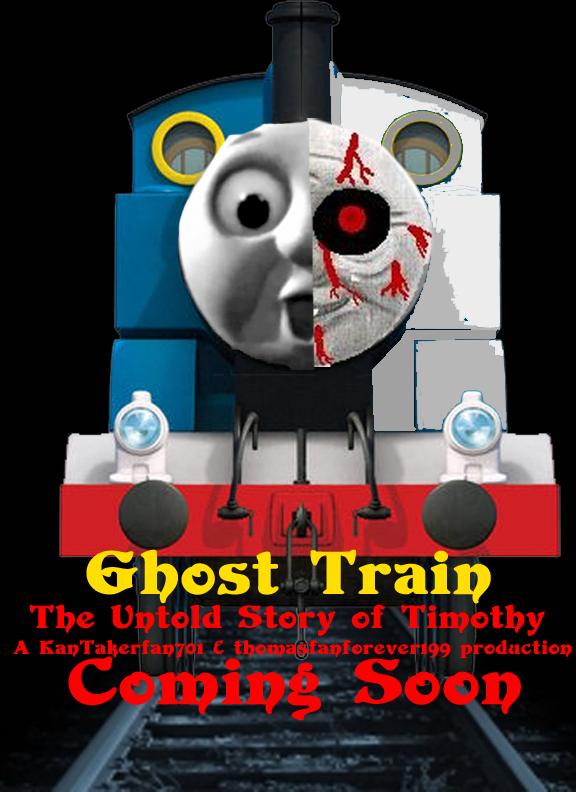 Ghost Train Movie Poster 1 By Legodecalsmaker961 On Deviantart