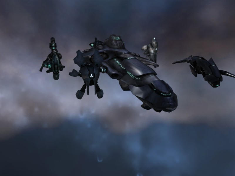 Eve Ships: Frigates + Thorax by Lasty77