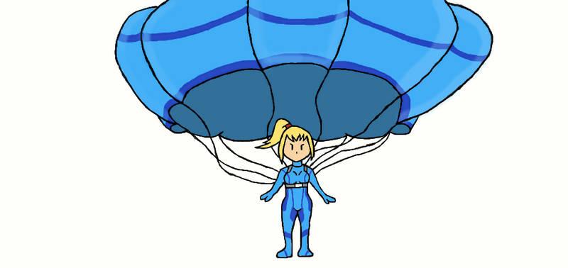 Samus's parachute test (1)