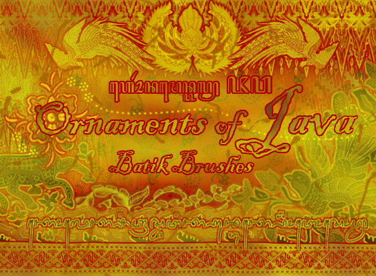 Ornaments of Java