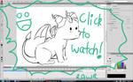 Chibbi Spyro Animation