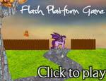 Flash Platform Game for Silvyy