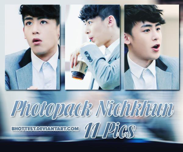 Photopack #1 Nichkhun by BHottest