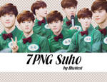 7 PNG Suho