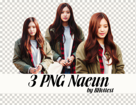 3 PNG Naeun by BHottest