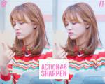 Action Sharpen #8
