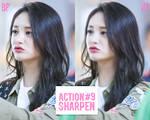 Action Sharpen #9
