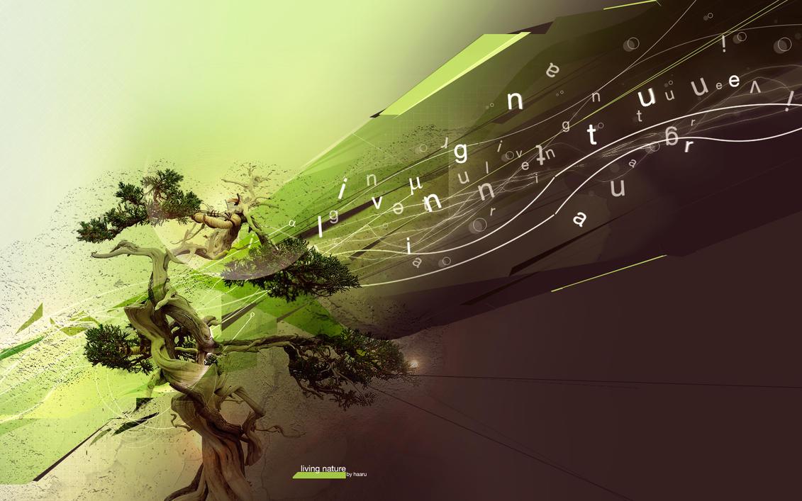 living nature + wallpaper pack by haaru