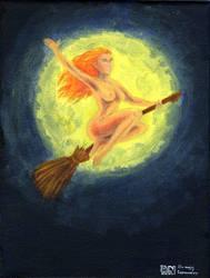 Moonwitch by Armel