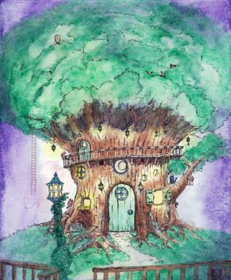 Tree of Dreams by Armel