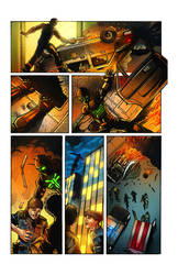 The Luminous FireFly Issue #1 - Pg. 7