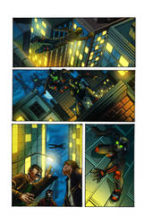 The Luminous FireFly Issue #1 - Pg. 5