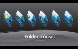 Folder iconset by Mawz