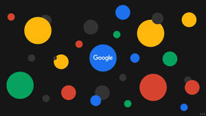 Google Circles Dark by Tecior