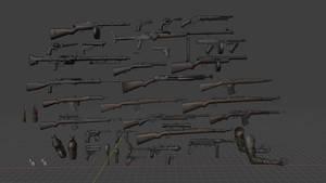Deadfall Adventures weapons