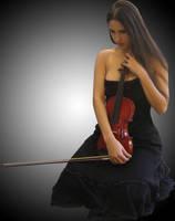 AlicelefayStock Violin 41 by Cutoutstock