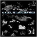 CoolestnoudJ's Splash Brushes