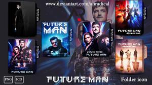 Future Man Folder icon
