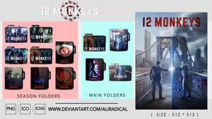 12 Monkeys Folder icon