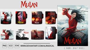Mulan (2020) Folder icon