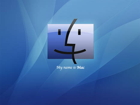 My name is Mac