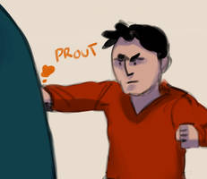 Vierzon Karate club animated by Zedig