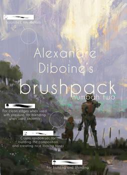 Brushpack numbah two !