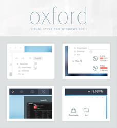 Oxford - Windows 8/8.1