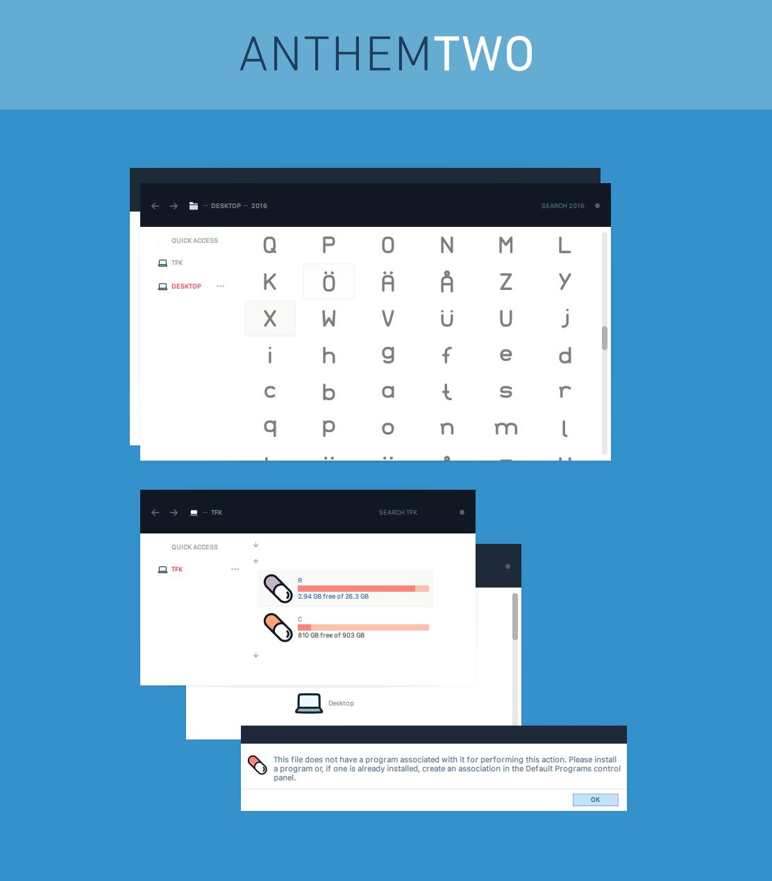 ANTHEM TWO - Windows 10