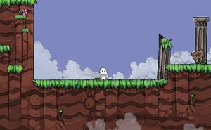 juego plataformer : tercer prototipo by julif-art