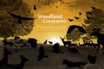 Woodland Creatures Brushes