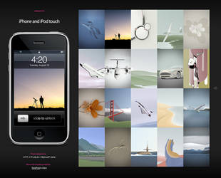 20 iPhone wallpapers edition 2 by hermik