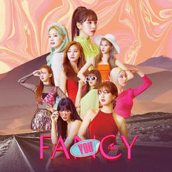 TWICE - Fancy You - EP by Missing-Chan